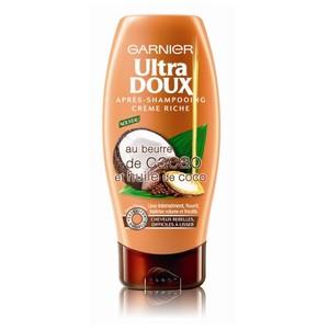 Après-shampooing Garnier ultra doux