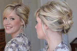Chignon flou - Culture and beaute