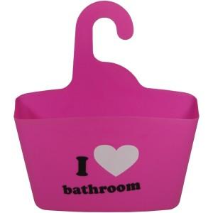 Panier de rangement salle de bains