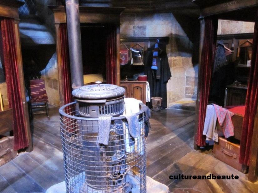 La Chambre Harry et Ron- Harry Potter Studio - Cultureandbeaute