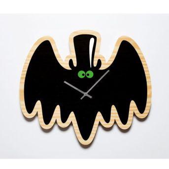 Horloge chauve-souris Homologue | Cultureandbeaute