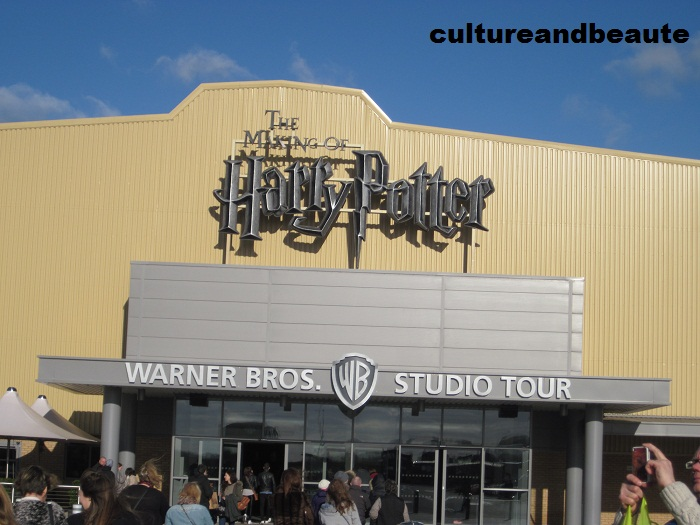 Warner bros studio - Cultureandbeaute