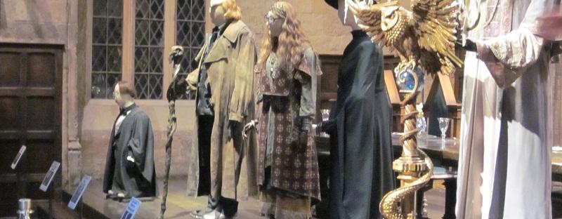 La Grande Salle 3 Harry Potter Studio - Cultureandbeaute