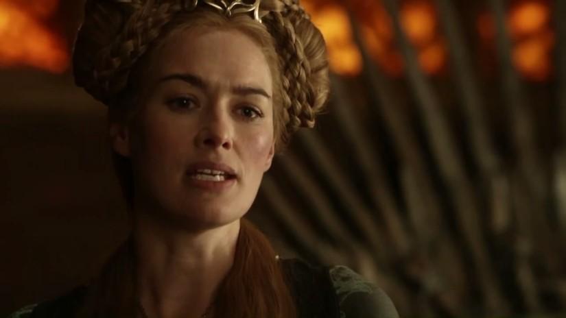 Cersei et sa coiffure - Cultureandbeaute