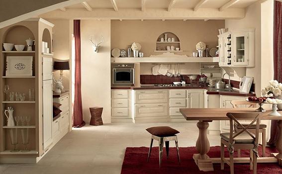 cuisine bois massif cocooning 2- Archiproducts | Cultureandbeaute