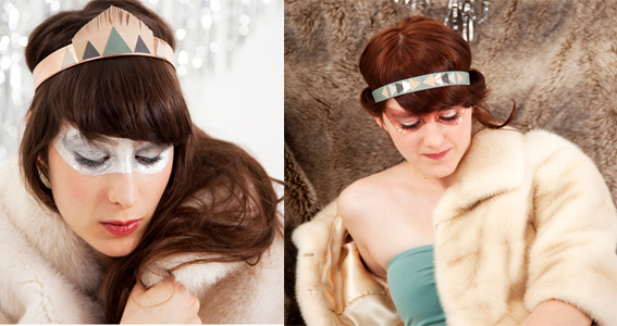 headband Clemencecabanes | Cultureandbeaute