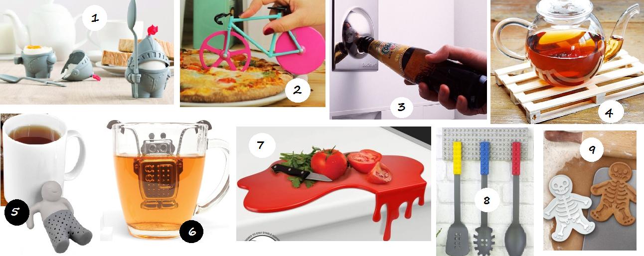 Gadget geek cuisine et salle de bains 2 blog culture for Deco utile cuisine