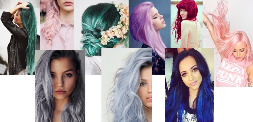 couleurs cheveux flash 2015 | Cultureandbeaute
