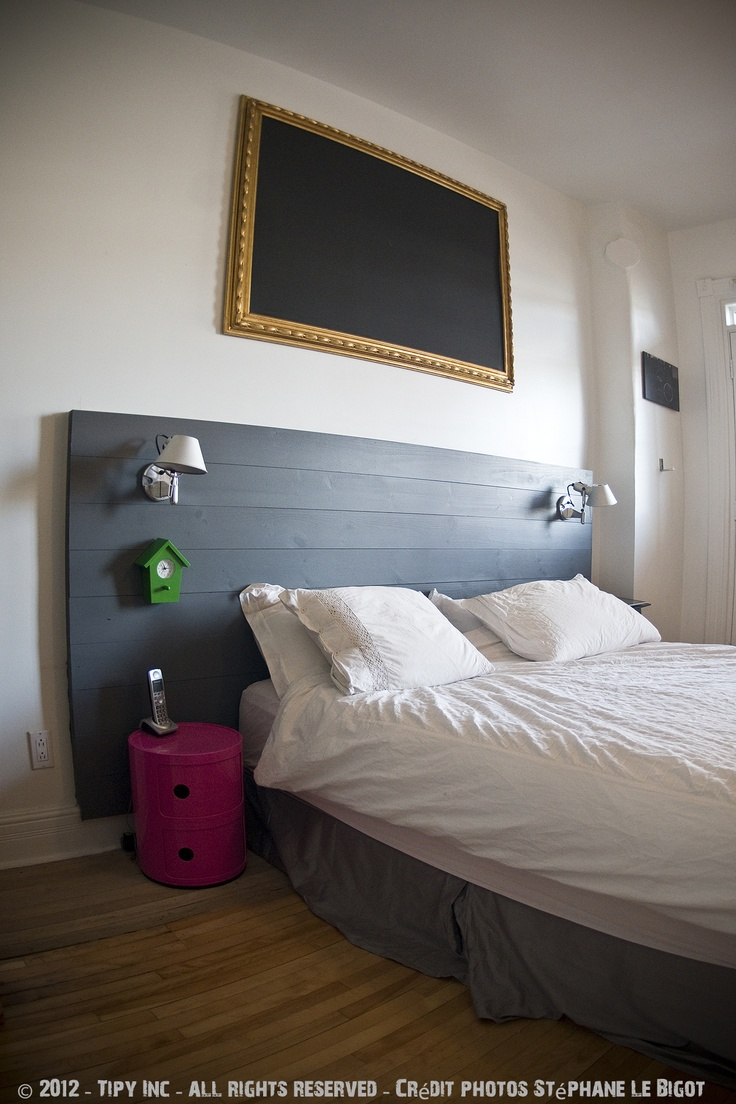 habiller une tete de lit fashion designs. Black Bedroom Furniture Sets. Home Design Ideas