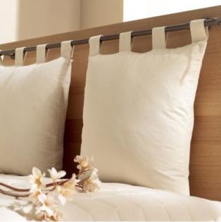 tete de lit coussins - Pinterest - Cultureandbeaute