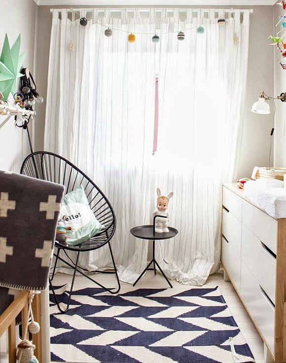 Chambre Bébé Mixte Retro| Cultureandbeaute