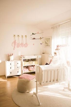 Chambre du bébé | Cultureandbeaute