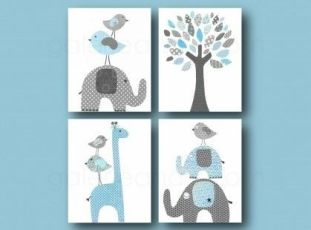 Déco chouette éléphant | Cultureandbeaute