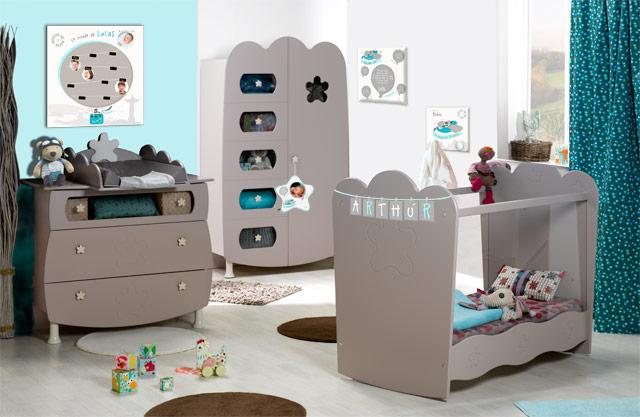 Chambre bébé mixte| Cultureandbeaute