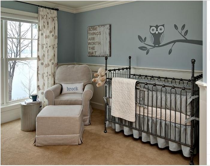 Déco chambre bébé chouette | Cultureandbeaute