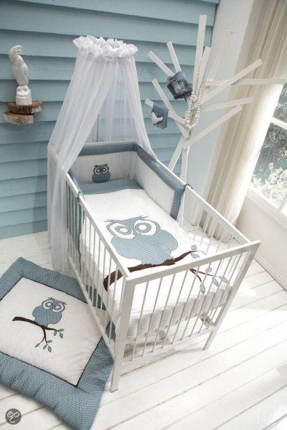 Chambre bébé chouette | Cultureandbeaute