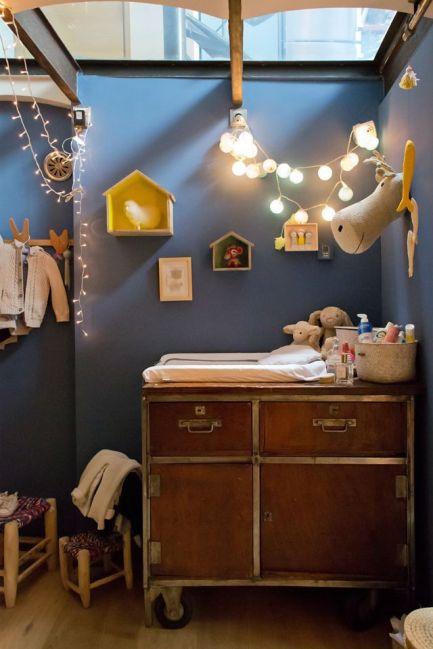 Chambre bébé garçon vintage - Inside Closet | Cultureandbeaute
