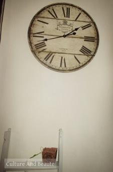 Horloge Déco | Cultureandbeaute