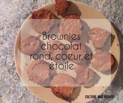 Recette brownies chocolat - Cultureandbeaute