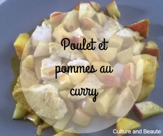 Poulet curry ligh - Culture And Beaute