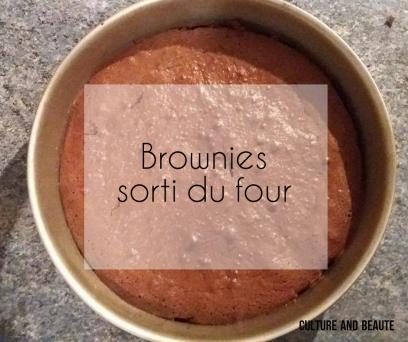 brownies chocolat noix de coco dessert - Cultureandbeaute