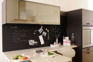 Crédence DIY ardoise - Côté Maison