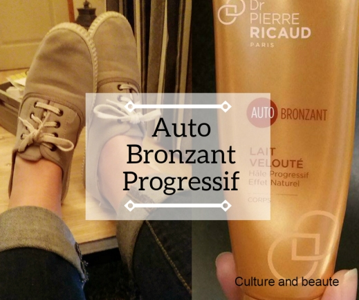 bronzage auto-bronzant | Culture and Beaute