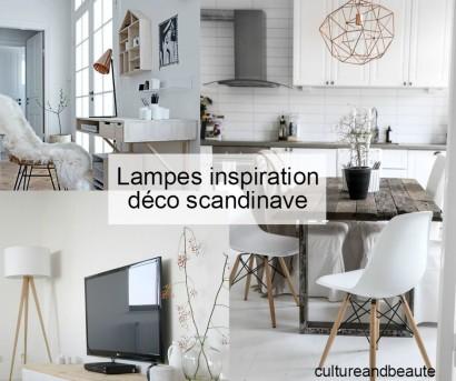 lampe scandinave - Cultureandbeaute